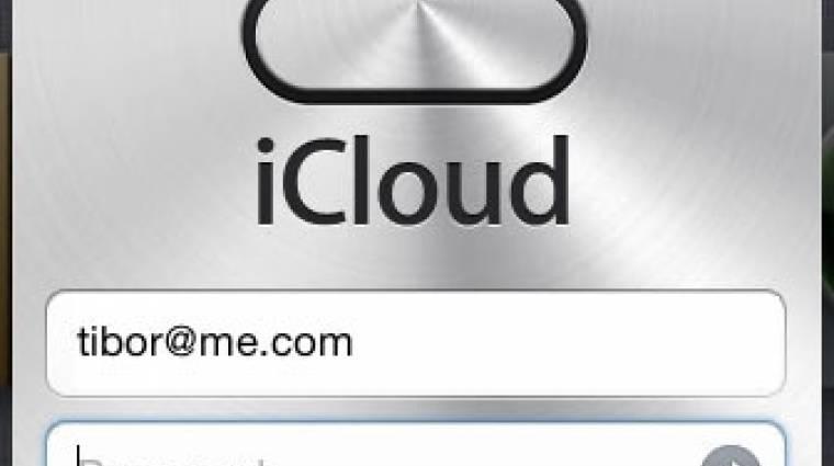 Apple iCloud - már több mint 100 millió felhasználóval kép