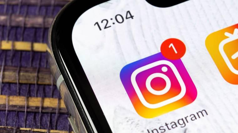 Az iOS 14 egyik funkciója buktatta le az Instagramot, ami titokban használta a kamerát kép