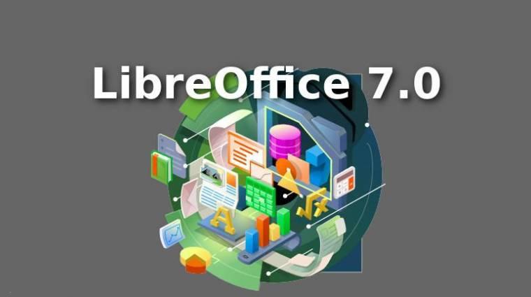 Megérkezett a LibreOffice 7.0 kép