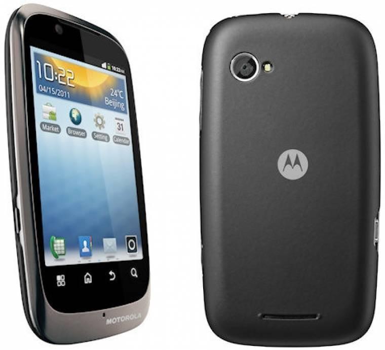 Motorola FIRE XT (XT531)