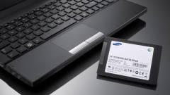 Érkeznek az első Samsung SSD-k kép
