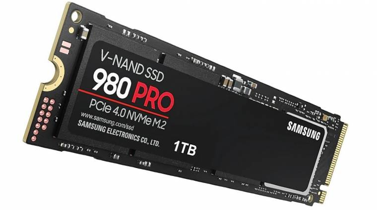 Villámgyors a Samsung 980 PRO PCIe 4.0 SSD kép