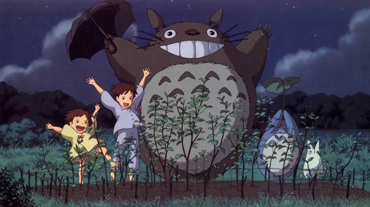 Netflixre jönnek a Studio Ghibli filmek bevezetőkép