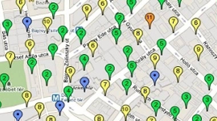 Weboldalkészítő suli #40 - Geokódolás oda-vissza kép