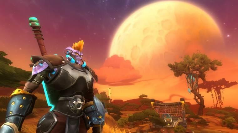 Wildstar - leállt az MMO, videón az utolsó pillanatok bevezetőkép