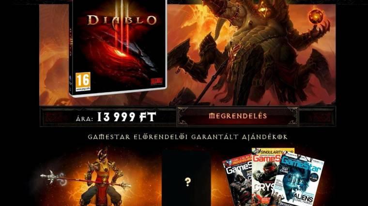 Diablo III PS3-ra - GameStar előfizetéssel és extra ajándékokkal bevezetőkép