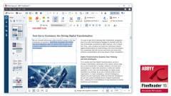 ABBYY FineReader 15 Standard – profi PDF-kezelés kép