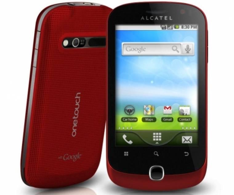 Alcatel OneTouch OT-990