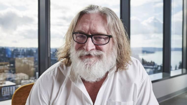 Gabe Newell Új-Zélandon ragadt a koronavírus miatt, és nagyon élvezi bevezetőkép