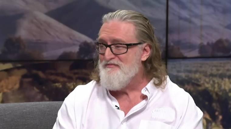 Gabe Newell most épp az új-zélandi gyerekeknek segít bevezetőkép