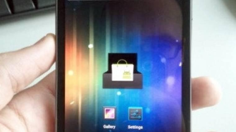 Szabadalomsértés miatt késhet az új Android kép