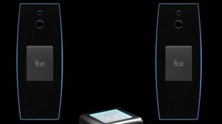 Extrém, üvegből készült hangfalak kép