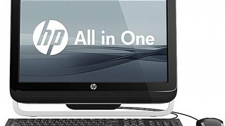 Üzleti HP All-in-One PC család jön kép