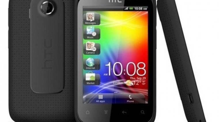 Kedvező árú droiddal támad a HTC kép