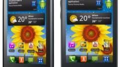 Frissült az LG olcsó Optimus mobilja kép