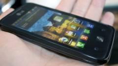 Fotókon az LG Optimus One utóda kép