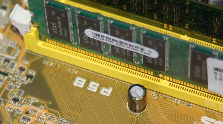 Honnan tudja a gépünk, milyen memória van benne? kép