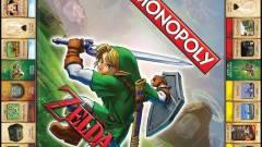 Legend of Zelda Monopoly - a maszkárus fog lehúzni kép