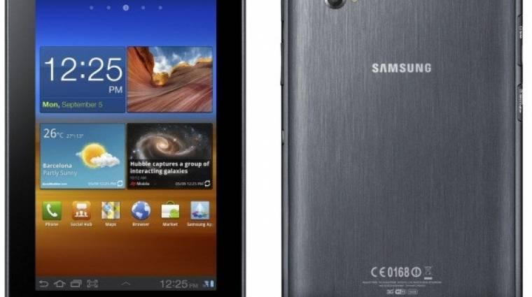 Mindentudó táblagéppel állt elő a Samsung kép
