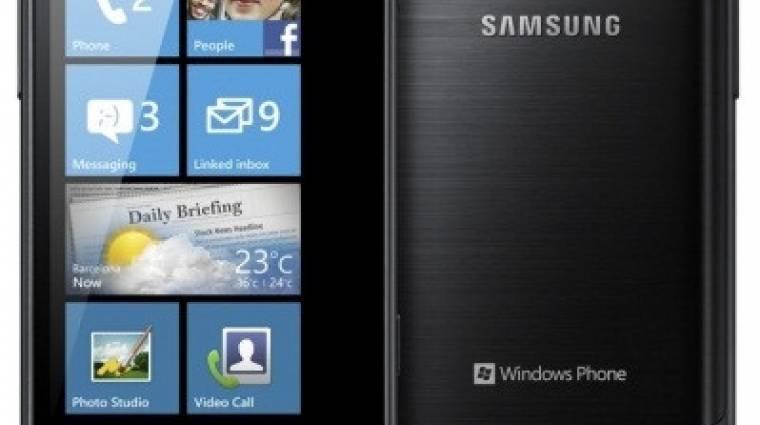 Hivatalos a Samsung első mangós mobilja kép