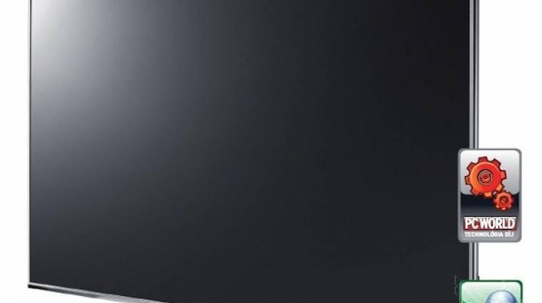 Kipróbáltuk: Samsung Jeditévé kép