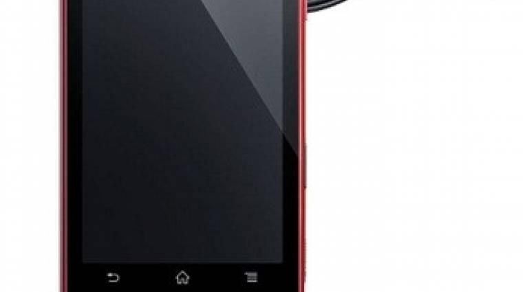 Androidos PMP a Sony műhelyéből kép