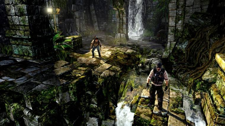 Uncharted: The Nathan Drake Collection - egy játék hiányzik, de jó okkal bevezetőkép