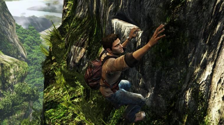 Uncharted: Golden Abyss TGS Walkthru bevezetőkép