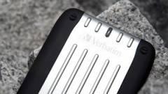 Ütésálló USB 3.0-ás merevlemez a Verbatimtól kép