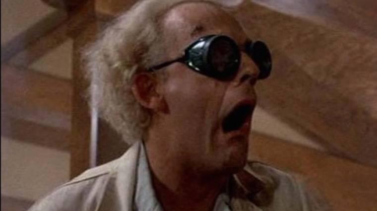 Elkészült egy a Vissza a jövőbe filmben látotthoz hasonló légdeszka, ami ténylegesen működik bevezetőkép