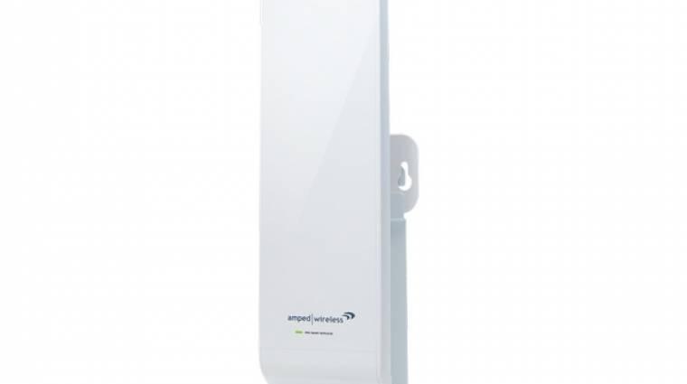 Wi-Fi hálózat 2,5 kilométeres hatótávolsággal - nem is drágán kép