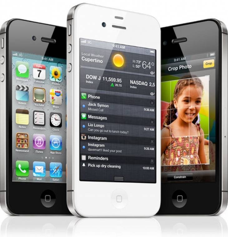 Apple iphone 4s okostelefon