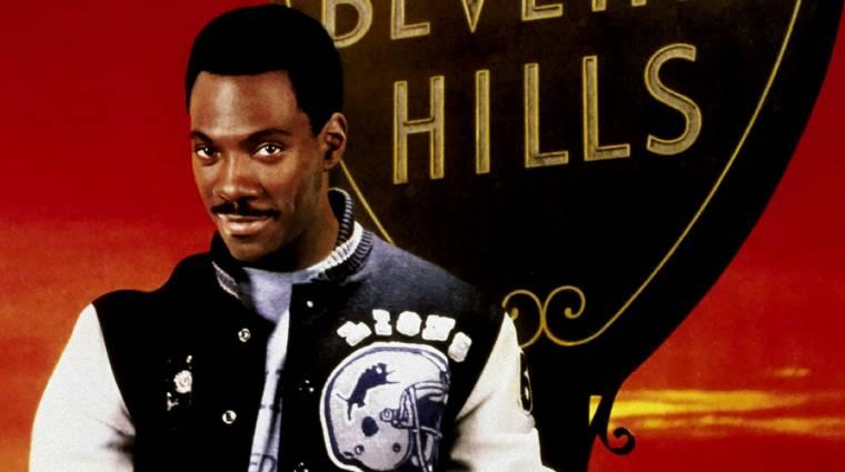 A Netflixre fog elkészülni a Beverly Hills-i zsaru 4. kép