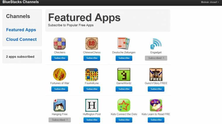 Windowsba költözhetnek az Android alkalmazások kép