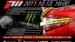 Kuplung, egyes, nagy gáz! A Forza Motorsport 4-et csütörtökön játszd!  kép