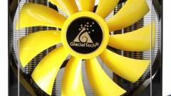 Költséghatékony CPU-hűtők a GlacialTech-től kép