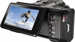 Jó kis trükköket tud a JVC új kamerája kép