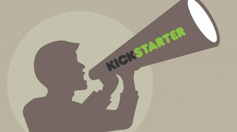 Elképesztően sikeres évet zárt a Kickstarter bevezetőkép