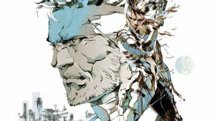 Két Metal Gear Solid játékot is újrajátszhatunk Xbox One-on bevezetőkép