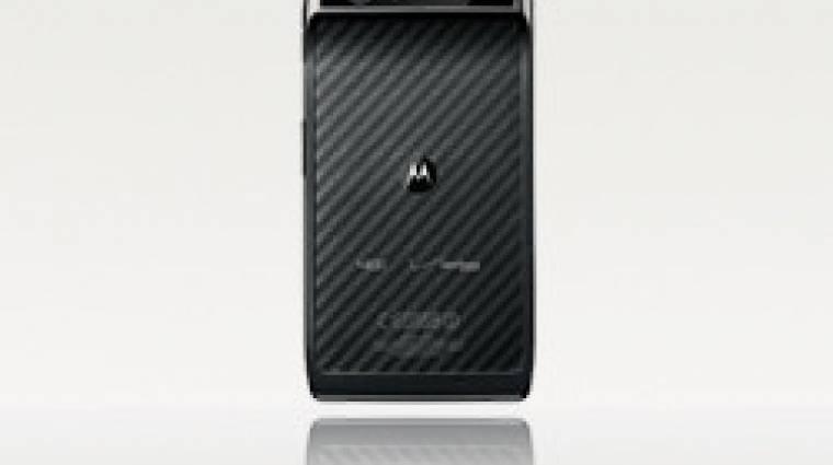Motorola RAZR - videó kép
