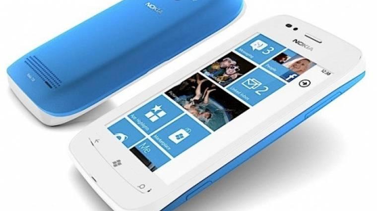 Végre piacon a Nokia Lumia 710 kép