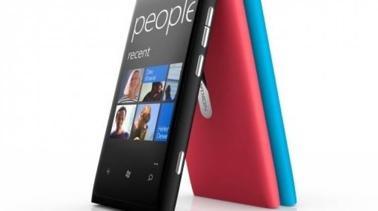 Nokia: a fiatalok számára lehet különösen vonzó a WP7 kép