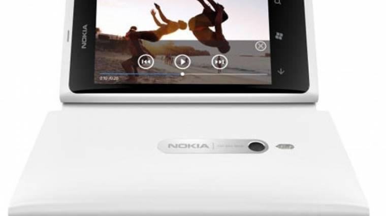 Nokia Lumia 800 videóbemutató kép