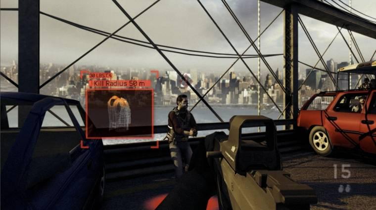 Továbbra is fejlesztés alatt a Rainbow Six: Patriots bevezetőkép