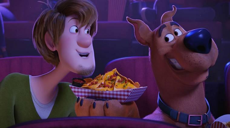 A mozikba szánt Scooby animációs film is digitális megjelenésben részesül kép