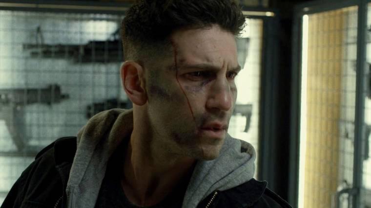 Comic-Con 2017 - leadták a The Punisher gyilkolással teli első előzetesét kép