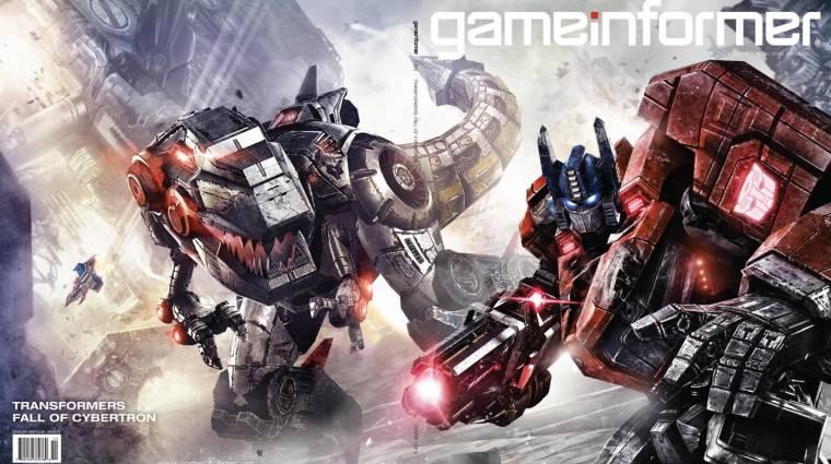Transformers: Fall of Cybertron - Dinobots vs. Insecticons DLC Trailer bevezetőkép