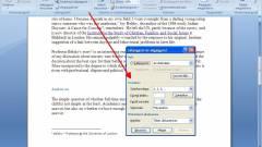 Word-tipp: tartalomjegyzék és lábjegyzet kép