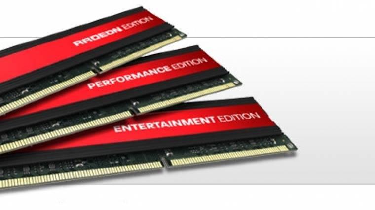 Memóriamodulok AMD márkanévvel kép