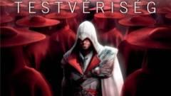 Assassin's Creed Testvériség - megjelent a regény magyarul kép